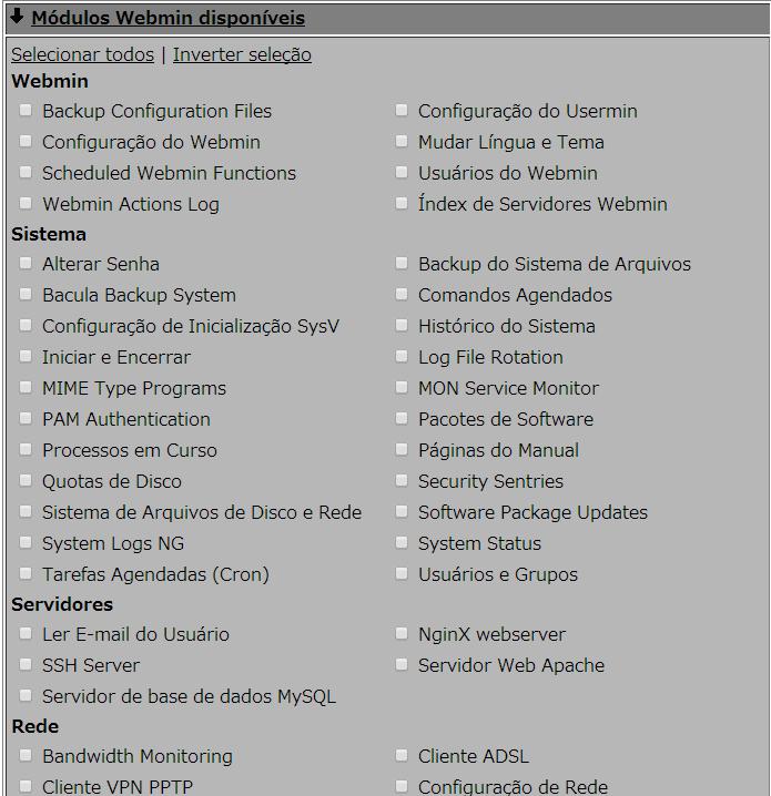 webmin_select_modules_pt